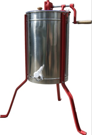 Stainless steel 3 frame manual extractor